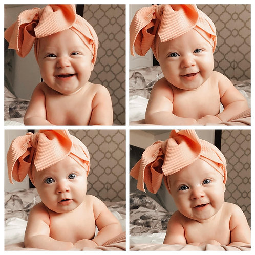 Large head bows