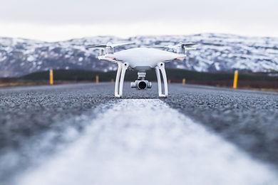blanc Drone