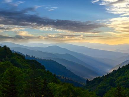A Great Smokey Mountain Morning
