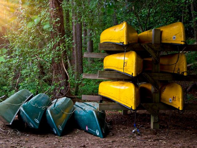 Canoes  4153