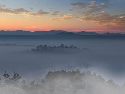 West Virginia Sunrise  9350