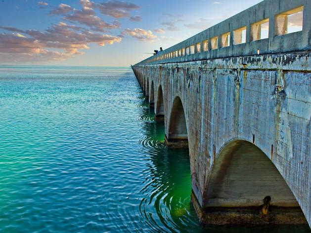 Bridge, Key West  7599