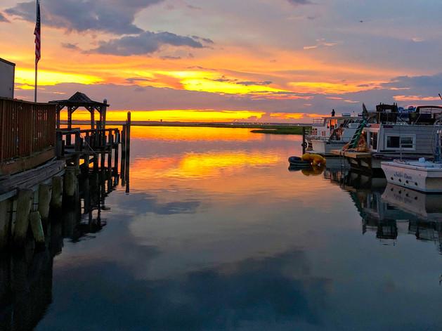 Sunset, New Jersey  5185