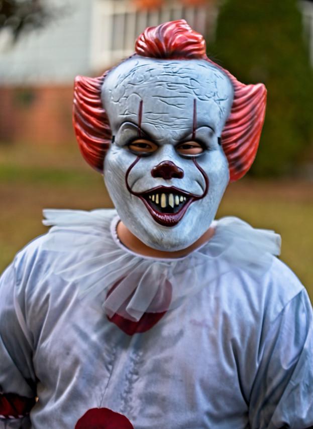 Clown  1534