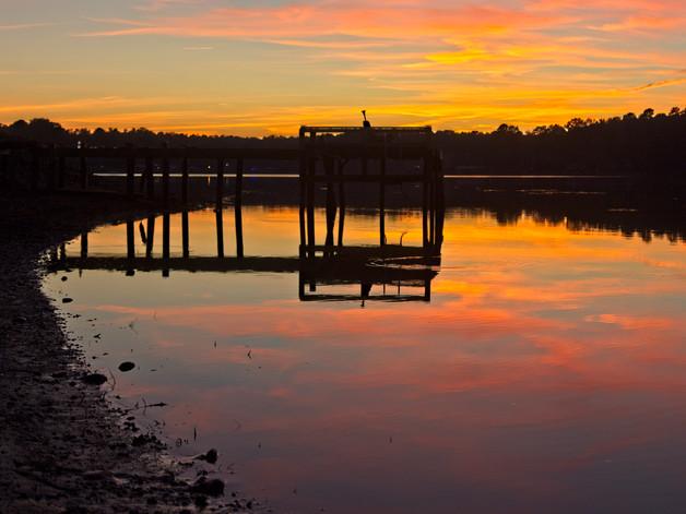 Lake Sinclair  3676