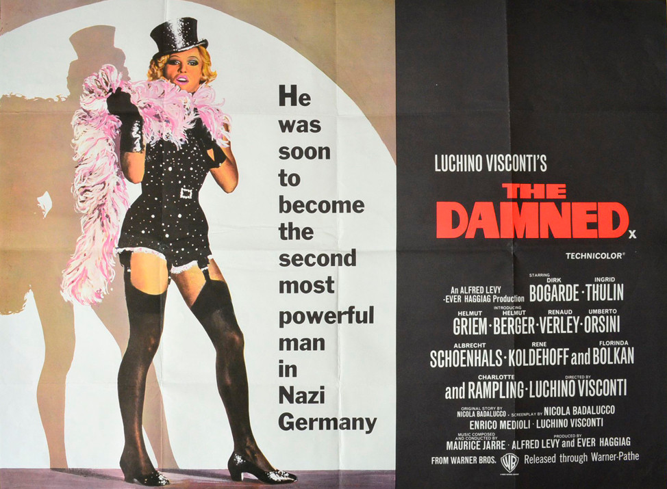 The Damned (1969) - Directed by Luchino Visconti