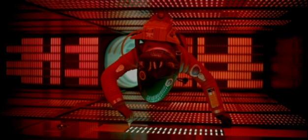 2001: A Space Odyssey HAL Interior