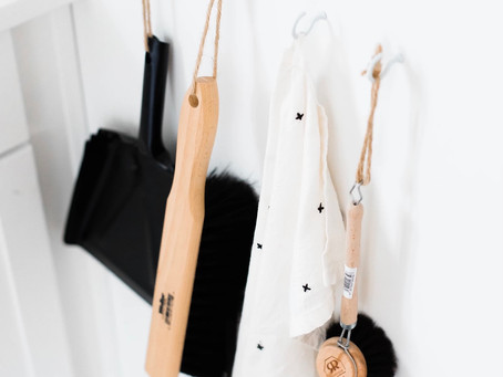 How to Make Spring Cleaning a Meditative Practice