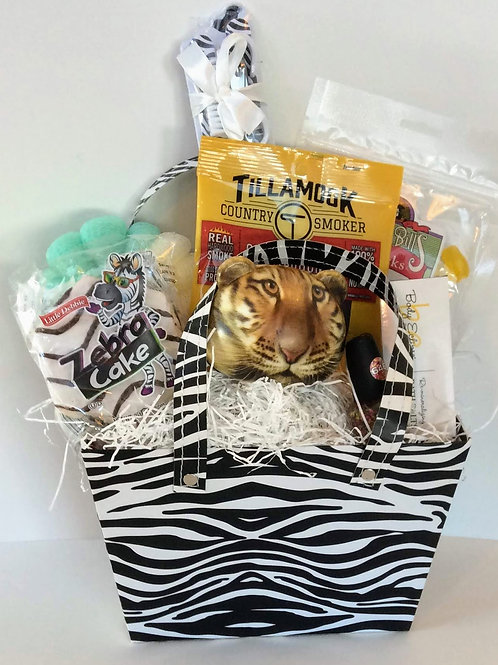 Tiger King Inspired Pamper Basket