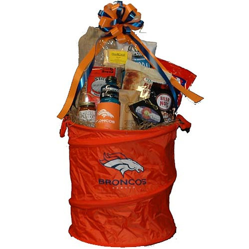 Broncos Game Day Cooler