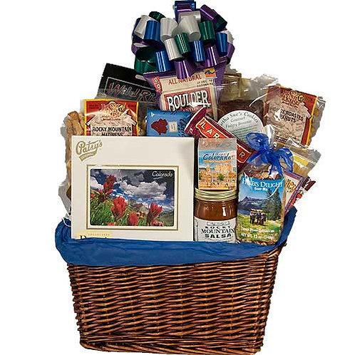 Denver Gourmet Gift Basket