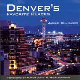 Denver Places Book