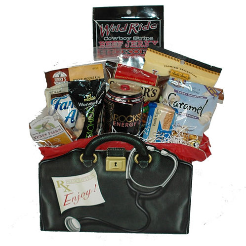 Med Student Care Package and Board Exam Gift Basket