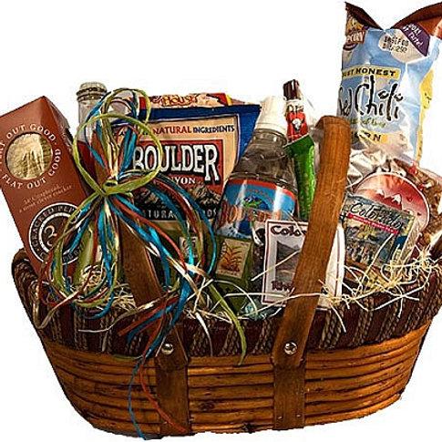 Boulder Gift Basket
