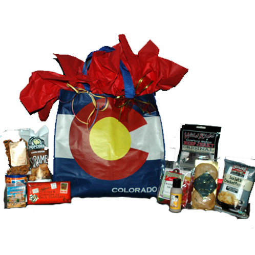 The Good Earth: A Food-Filled Eco-Gift Bag
