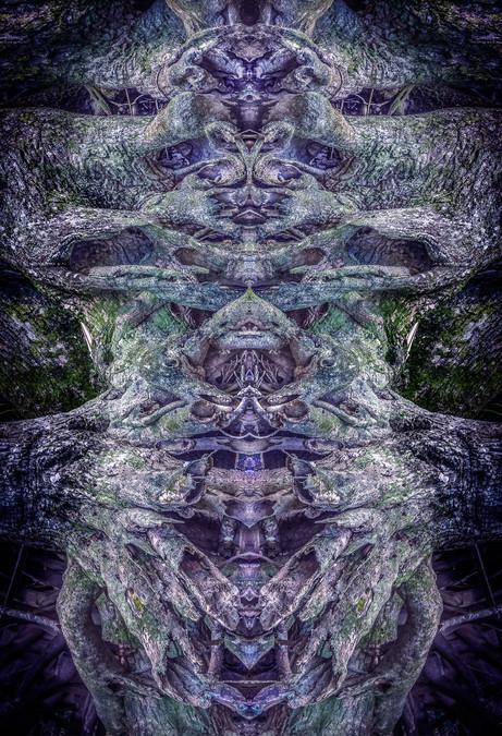 Purple Totem