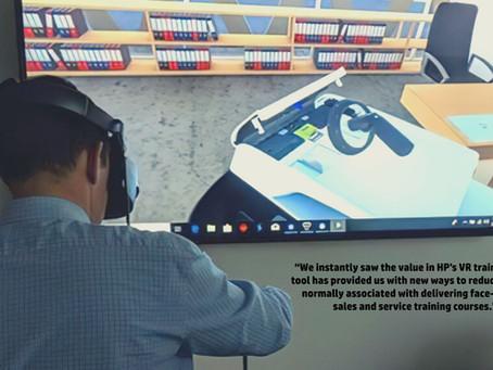 Award-Winning Virtual Reality Training is a Global Game Changer