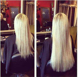 Hair Extensions - Long Beach CA