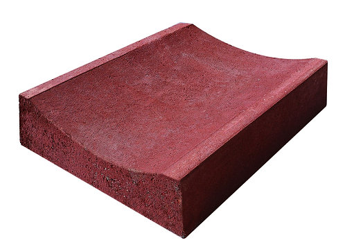 50 X 38 Beton Oluk Taşı Kırmızı