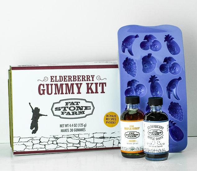Elderberry Gummy Kit