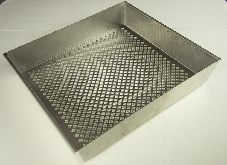 Stainless Steel Hand Destemming Tray