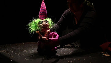 Le gnome.jpg; conte pour enfants;spectacle pour enfants;spectacle de noël;conte de noël 64; spectacle enfants 65,spectacle de marionnettes;conte musical enfants;