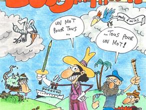 """Boustrophédon"" 08/07/2021- Saint Lary Soulan"