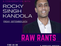 Live on Raw Rants with Stephan Thieringer