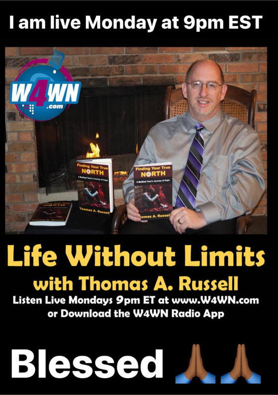 LIVE with Tom Russell on the Women 4 Women Network