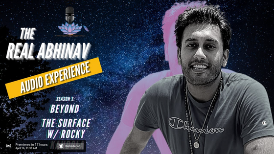 #TRAAE S3: LIVE: Beyond The Surface. Life of Gratitude Is A Blessed Life with Rocky Singh Kandola