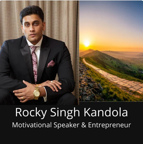 Live on The Go Be Great Podcast with Jackie Capers-Brown and Rocky Singh Kandola