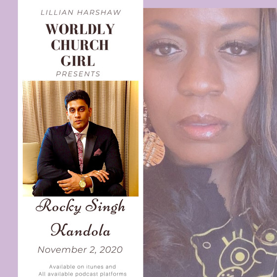 Live with Worldly Church Girl Lillian Harshaw