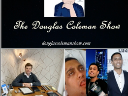 Live on The Douglas Coleman Show