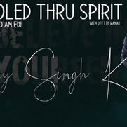 Live on Schooled Thru Spirit with Deette Renae
