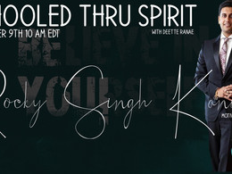 Live on Schooled Thru Spirit with Deette Renae