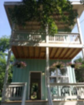 Richmond Orchard Urban Cottage