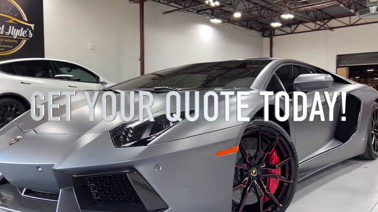 car wraps and more