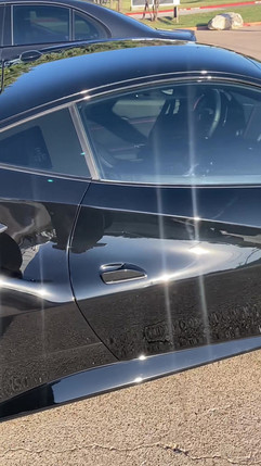 paint protection film gloss