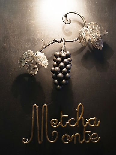 Wine Bar Metcha Monte メッチャモンテ看板