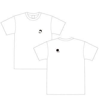 ウケるちゃん 大人用 Tシャツデザイン