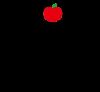 ウケるちゃん リンゴ