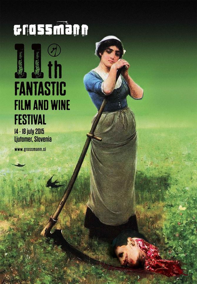 Asuntos Domésticos en Grossmann Fantastic Film Festival