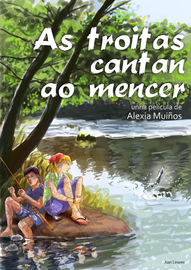 """""""As Troitas cantan ao mencer"""" recibe ayuda a desarrollo de AGADIC."""