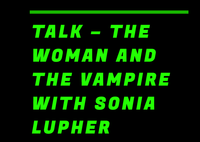 The Woman and The Vampire