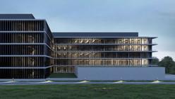 Neubau Universität Zürich Irchel