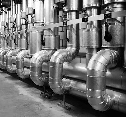 Technische Isolierungen Leitungsdämmunge