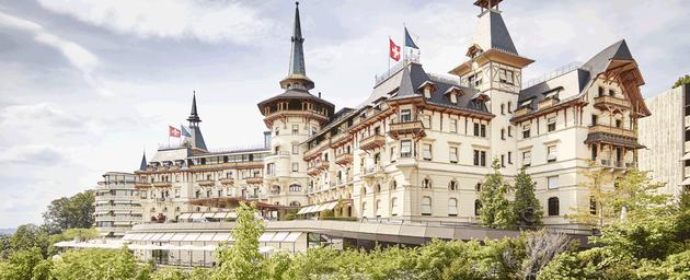 Dolder Grand Hotel - Zürich