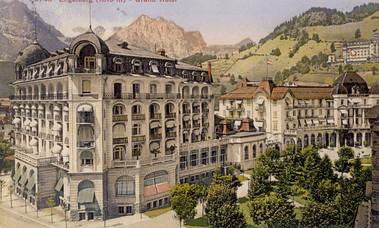 Titlis Palace Engelberg