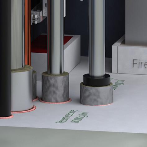 FireShield® Kombiabschottung