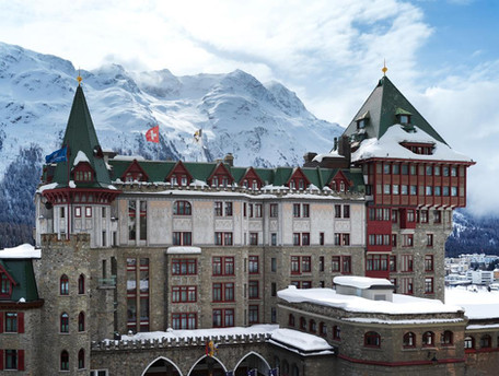 Palace Hotel - St.Moritz